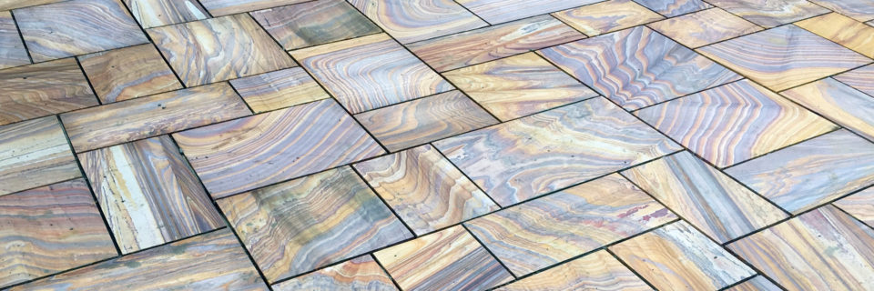 Patio surface: limitless possibilities!